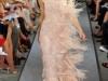 Вечернее платье бюстье от Oscar de la Renta