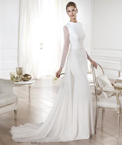 5dc8b6528dce202 Платье для венчания: особенности выбора и фото подходящих моделей ...