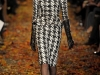 Коллекция Douglas Hannant Осень-Зима 2012-2013, платье в клетку гленчек - принт гусиная лапка