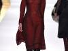 Красное платье миди J. Mendel