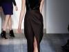 Черное платье миди вечернее Victoria Beckham