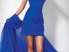 Платье на одно плечо 2011 фото