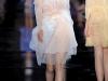 Платье рубашка белое от John Galliano