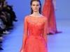 Вечернее длинное платье с паетками от Elie Saab 2014