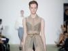 Модное прозрачное платье-пальто с запахом Giambattista Valli 2014 фото