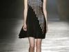 Прозрачное платье комбинированное с сеткой фото Diesel Black Gold