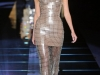 Длинные вечерние платья с сеткой фото Versace