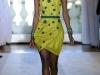 Короткое летнее платье тюльпан от Andrew Gn