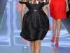 Вечернее черное платье тюльпан от Christian Dior