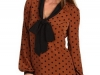 Платье-туника в горошек 2012