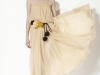 Модели платьев в горошек