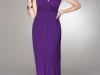 Длинное вечернее платье 2012 для полных
