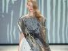 Длинное летнее многослойное платье 2014 Jean Charles de Castelbajac