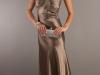 Золотое вечернее платье на 8 марта