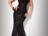Черные вечерние платья на 8 марта фото