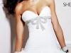 Короткое платье на День Валентина