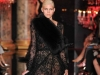 Черное длинное платье для новогодней вечеринки фото, Elie Saab