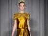 Золотое платье Marchesa новогоднее фото