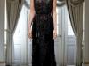 Черное платье на выпускной вечер фото, Dennis Basso Весна-Лето 2013