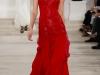 Красное вечернее платье на выпускной 2013 от Ralph Lauren