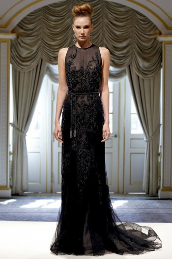 a1d91a121d6 Черное платье на выпускной вечер фото