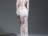 Прозрачное вечернее платье Олеси Малинской Весна-Лето 2013