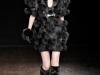Платья осень 2012, Alexander McQueen