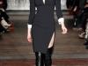 Черное платье осень 2012 от Altuzarra
