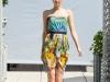 Платье-тюльпан от Киры Пластининой осень-зима 2012-2013