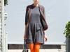 Трикотажное платье от Киры Пластининой осень-зима 2012-2013