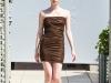 Платье-бюстье от Киры Пластининой осень-зима 2012-2013