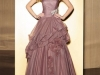 Платье длинное с бантом