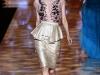 Платье-футляр с баской от Badgley Mischka