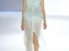 Модное платье с баской Vera Wang