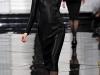 Черное платье с длинными рукавами от Ральфа Лорена