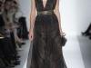 Длинные платья с глубоким вырезом от Denis Basso
