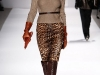 Платья с мехом от Elie Tahari Осень-Зима 2011-2012