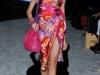 Платья с открытыми плечами от Salvatore Ferragamo