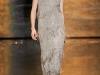 Платье с перьями Badgley Mischka