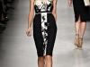 Платье-футляр с принтом от Antonio Marass