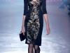 Модные платья с воротником фото, коллекция Jason Wu