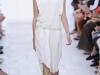 Белое платье с низкой талией 2012 от Chloe