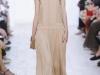 Бежевое платье с низкой талией 2012 от Chloe