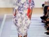 Модели платьев с заниженной талией от Diane von Furstenberg