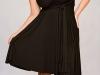 Черное платье-трансформер от Marilyn