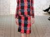 Платье в клетку Осень-Зима 2011-2012 от Marni