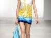 Модные платья 2012 в морском стиле