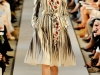 Модные платья в полоску от Oscar de la Renta