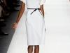 Белое платье в стиле ретро от Ruffian, весна-лето 2012