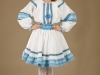 Украинское народное платье для девочки